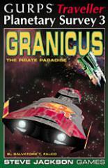 Planetary Survey #3 - Granicus - The Pirate Paradise