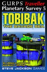 Planetary Survey #5 - Tobibak the Savage Sea