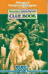 Treasures of the Savage Frontier - Clue Book