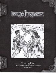 Living Greyhawk RPGA - Trial by Fire