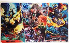 We Are Trinity Dragon Sneak Preview Playmat