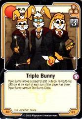 Triple Bunny