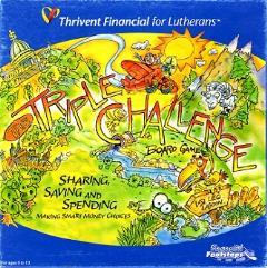Triple Challenge Board Game