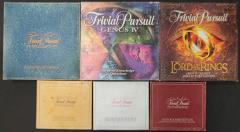 Trivial Pursuit Collection - 3 Master Games + 3 Bonus Card Sets