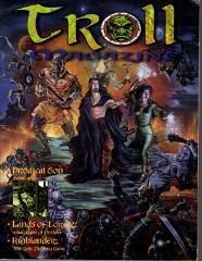 """Gen Con Premiere Issue """"Highlander RPG"""""""