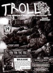 """#19 """"Orks, Dark Angles, Battlefleet Gothic"""""""