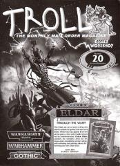 "#20 ""Eldar, Orks, Legion of the Damned"""