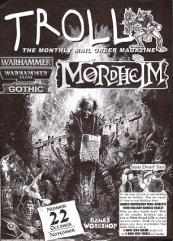 """#22 """"Battlefleet Gothic, Mordheim"""""""