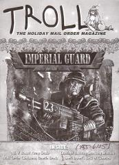 "#23 ""Imperial Guard, Mordheim"""