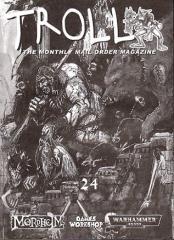 "#24 ""Mordheim, Furioso Dreadnought, Col. Schaeffer's Last Chancers"""