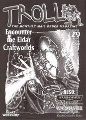 "#29 ""Craftworld Eldar, Warmaster, Space Wolves"""