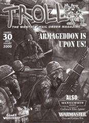 "#30 ""The Battle for Armageddon, Warmaster, Craftworld Eldar"""