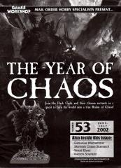"#53 ""The Year of Chaos"""
