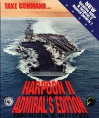 Harpoon II - Admiral's Edition