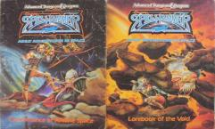 Spelljammer - Adventures in Space, Books Only!