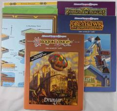 Castles - Books & Maps Only!