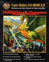 AD&D Core Rules 2.0 (PC CD-Rom)