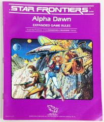 Alpha Dawn - Expanded Game Rules