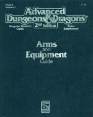 Arms and Equipment Guide (2nd Printing)