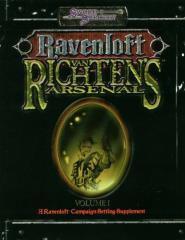 Van Richten's Arsenal Volume I