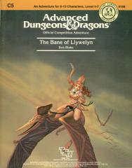 Bane of Llywelyn, The