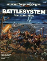Battlesystem Miniatures Rules