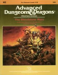 Bloodstone Wars, The