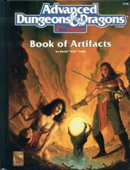 Book of Artifacts (1st Printing)