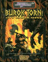 Burok Torn - City Under Siege