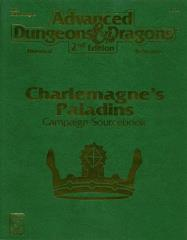 Charlemagne's Paladins Campaign Sourcebook