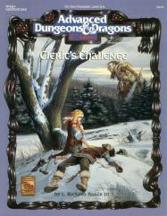 Cleric's Challenge I