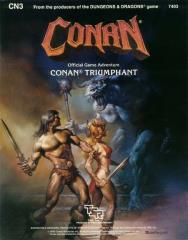 Conan Triumphant