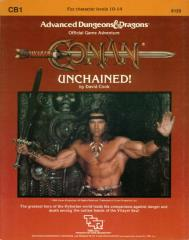 Conan - Unchained!
