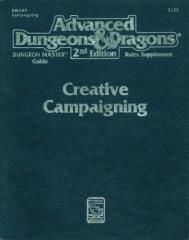 Creative Campaigning