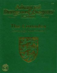 Crusades Campaign Sourcebook, The