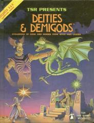 Deities & Demigods (3rd-5th Printings)