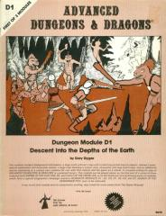 Descent into the Depths of the Earth (2nd-5th Printings)