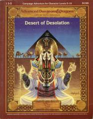 Desert of Desolation, The