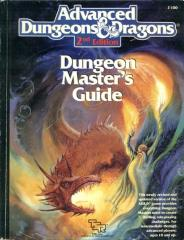 Dungeon Master's Guide (1st Printing)