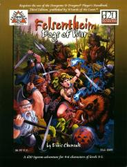 Felsentheim - Dogs of War