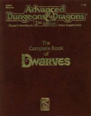 Complete Book of Dwarves, The (1st Printing)