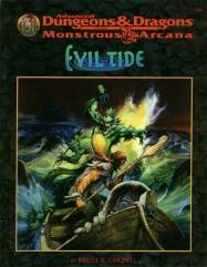 Sahuagin Trilogy, The #1 - Evil Tide