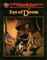 Beholder Trilogy, The #2 - Eye of Doom
