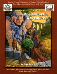Fantastic Adventure, The (1st Edition)