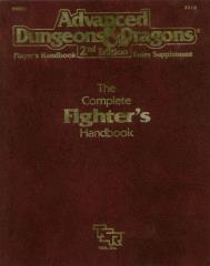 Complete Fighter's Handbook, The (1st Printing)