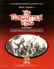 Forgotten King, The