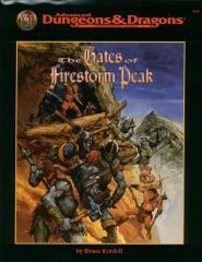 Gates of Firestorm Peak, The