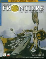 Gaming Frontiers #2