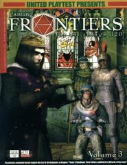 Gaming Frontiers #3