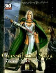 Greenland Saga - The Lost Norse Colony (Spanish Edition)